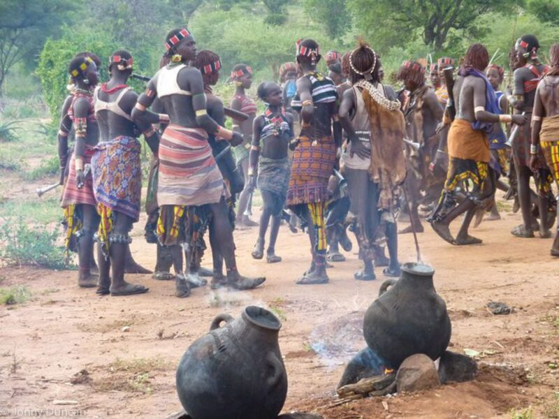 hamar-tribes