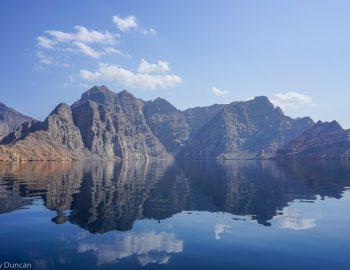 Musandam Peninsula in Oman (Adventure in Oman's Epic Arabian Fjords)