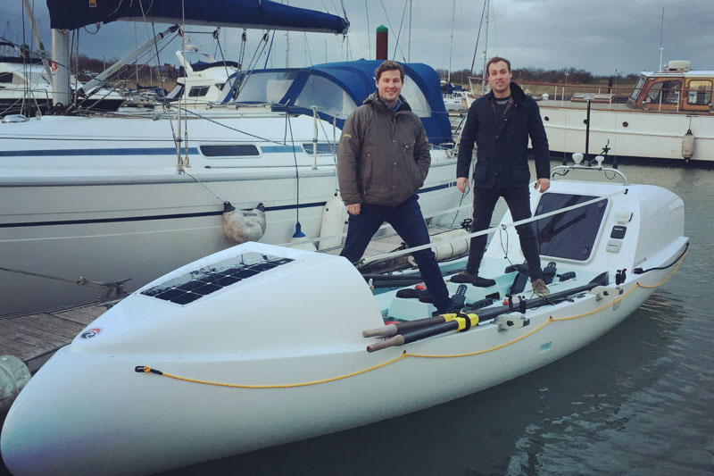 Doctors Adrift – Rowing An Epic 3600 Miles From Australia To Mauritius