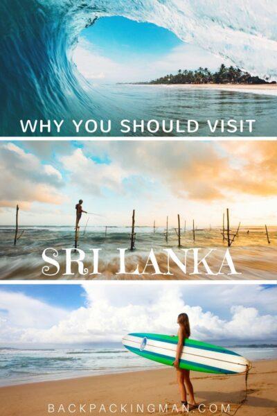 Why You Should Go Backpacking In Sri Lanka Travel Sri Lanka