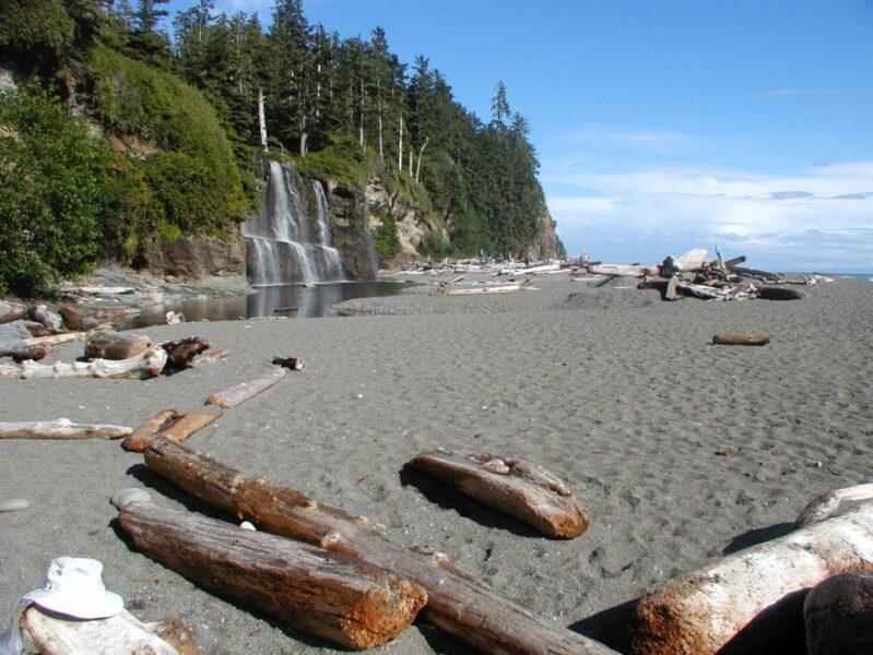 west coast trail hiking