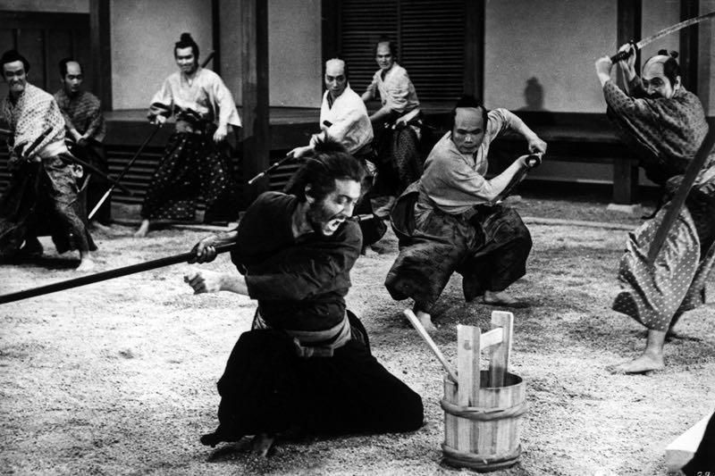 Japanese movies harakiri