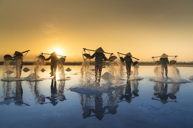 cheapest backpacking destinations asia vietnam