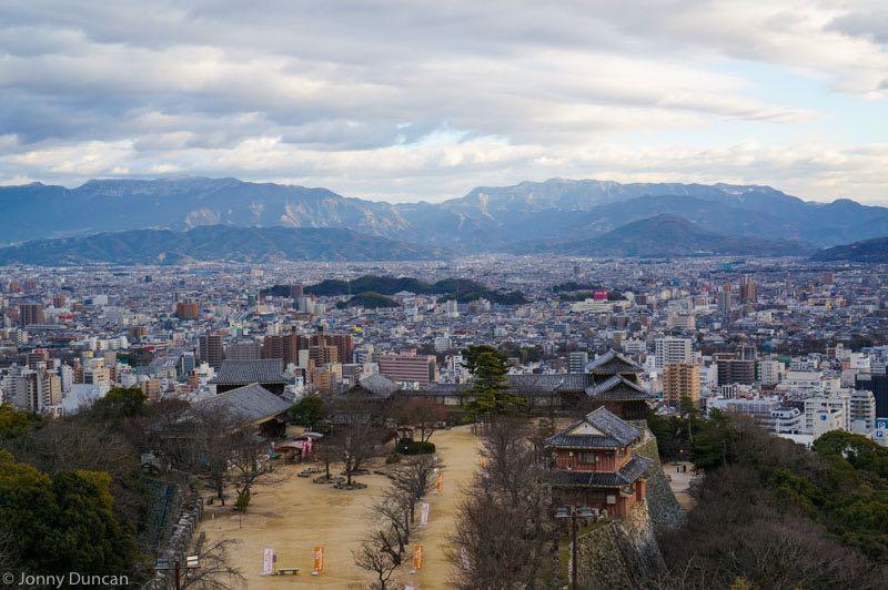 living in Matsuyama