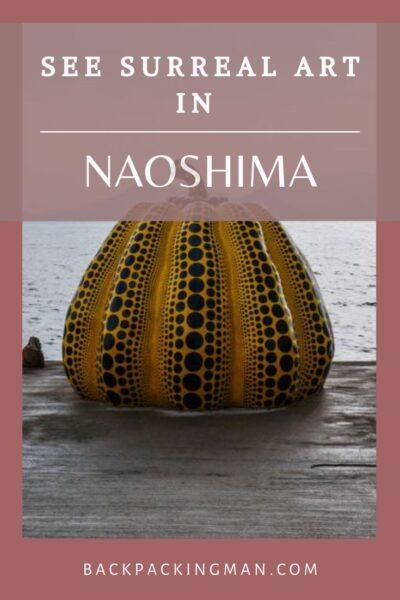 naoshima island art Japan