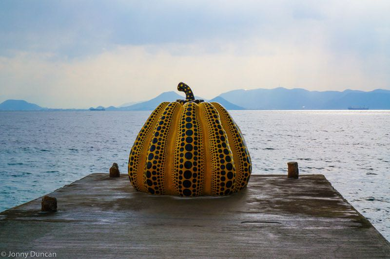 Naoshima Art Island – Getting Surreal in Japan