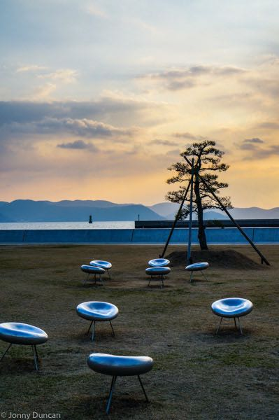 naoshima art island contemporary art