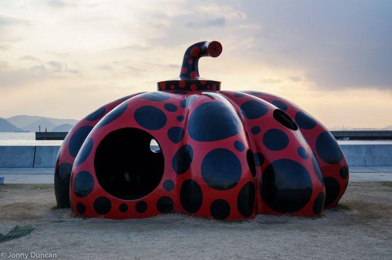 naoshima art island art