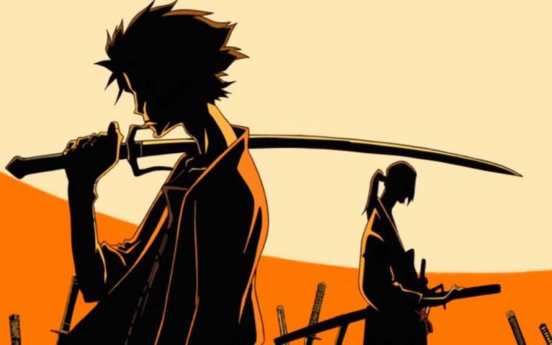 best Japanese animation Samurai Champloo