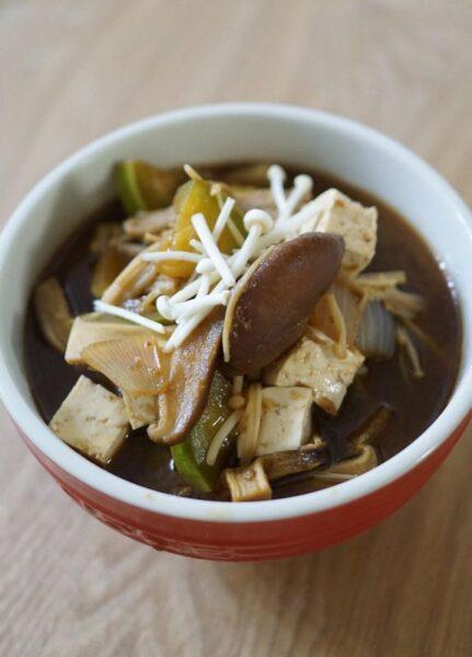 miso soup Japan