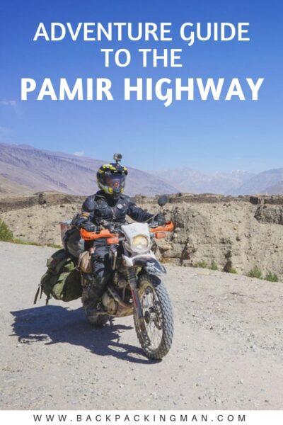 Pamir highway adventure