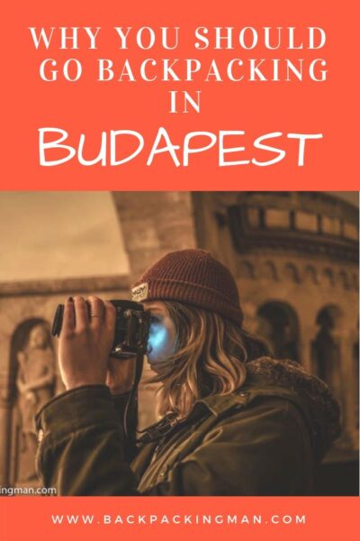 backpacking budapest