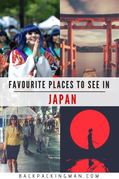 Favourite Places To Visit In Japan Backpackingman