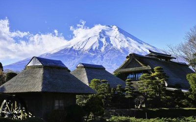 Favourite Places to Visit in Japan