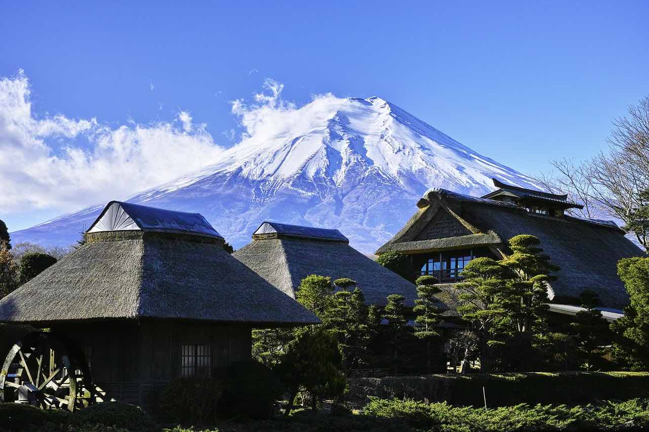 best day trips from Tokyo mount Fuji