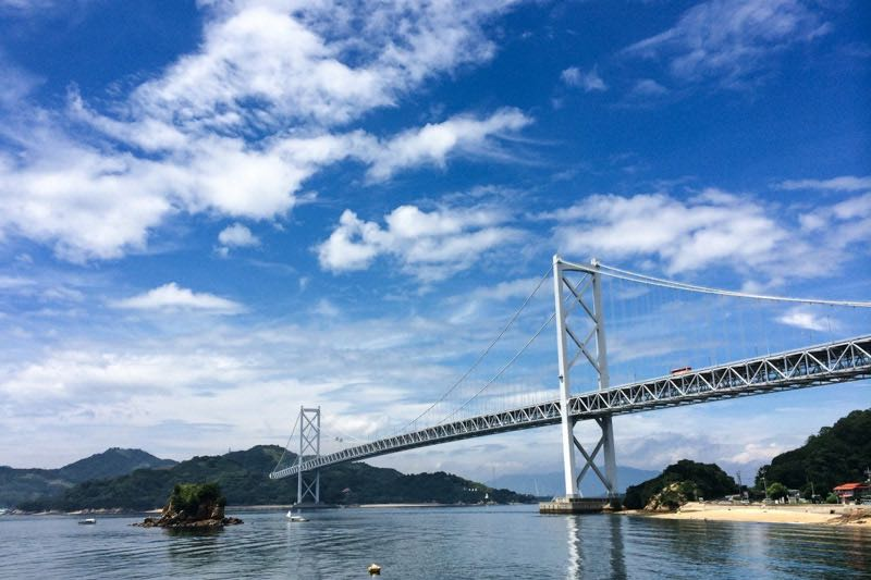 shinanami bridge