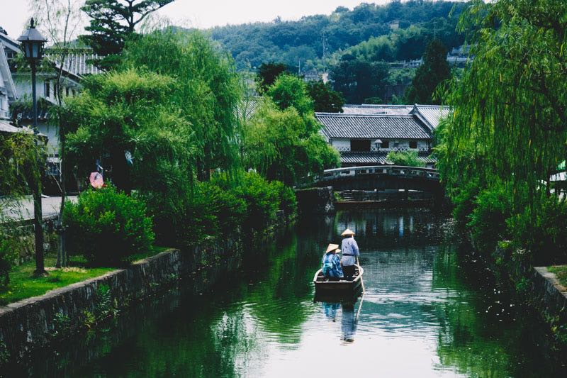 Kurashiki day trips from Osaka