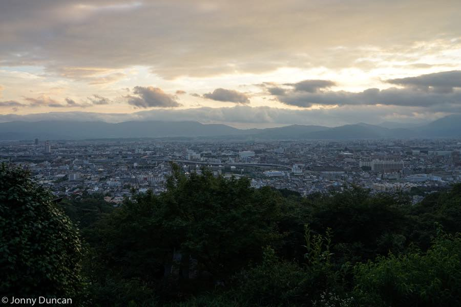 Kyoto vs Tokyo
