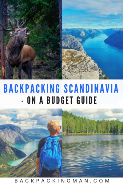 backpacking Scandinavia