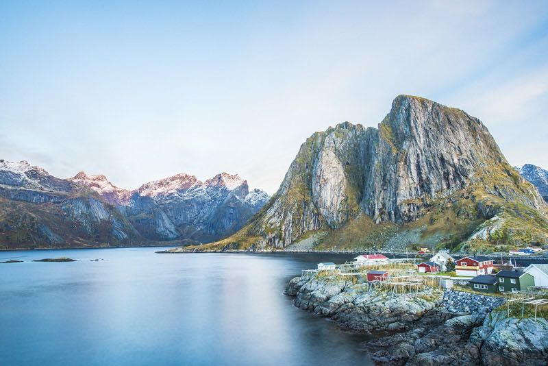 backpacking Norway
