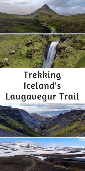 Iceland's Laugavegur Traill