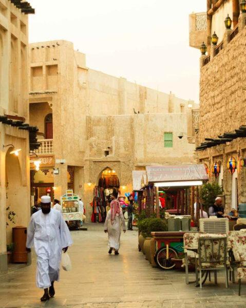 day in doha