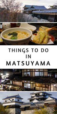 Matsuyama Japan