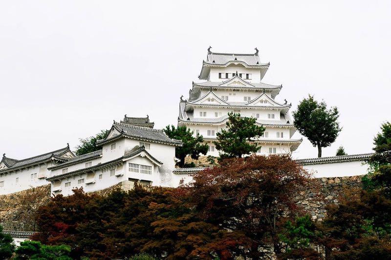 himeji castle day trip from Osaka