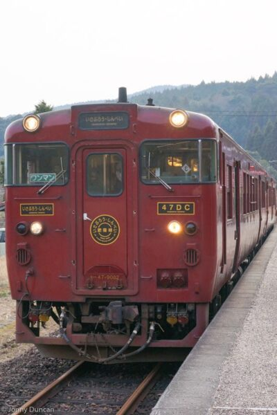 transport in Japan