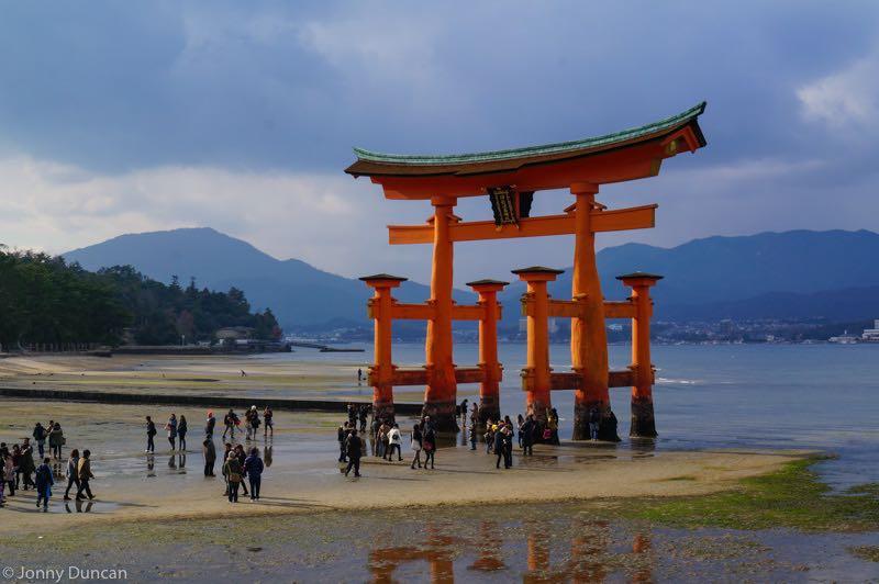 Hiroshima day trip from Osaka