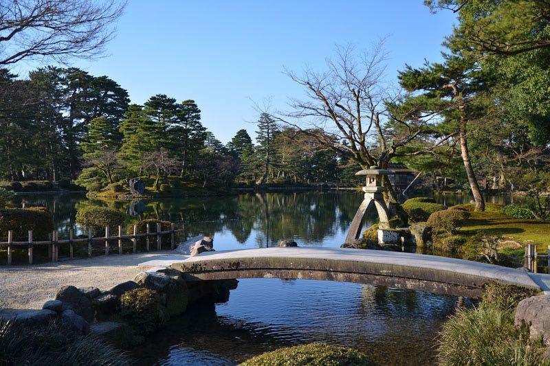 Kanazawa day trip