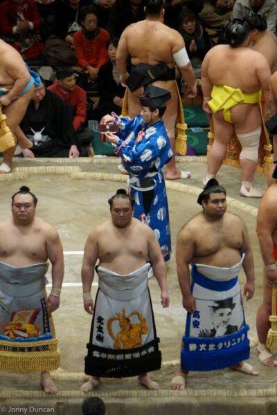 sumo tokyo