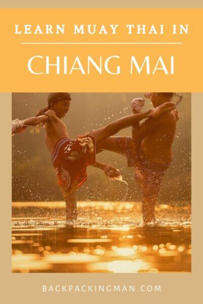 Muay Thai Chiang Mai thailand