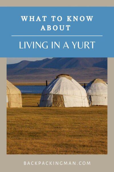 yurts Kyrgzystan