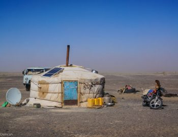 Living in a Yurt (What To Know About The Off-Grid Way Of Life)