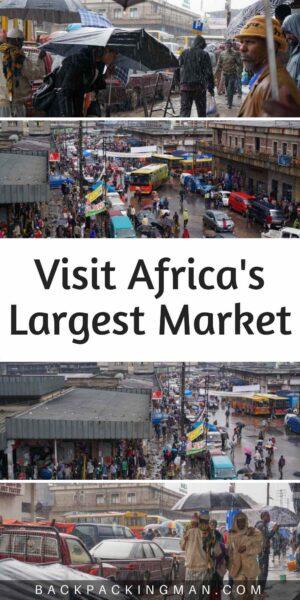 Merkato market Addis Ababa