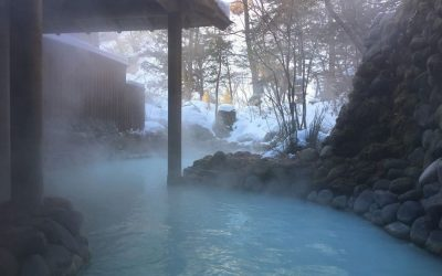 The Best Japanese Onsen (Hot Springs in Japan Guide For 2019)
