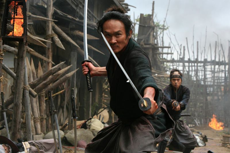 best Japanese samurai movies