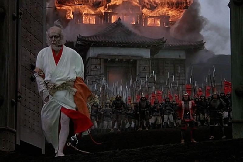 ran samurai movie