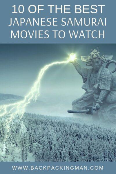 best Japanese samurai movies Japan