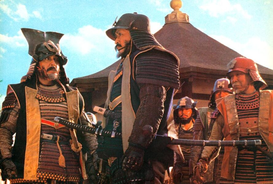 best japanese samurai movies Kagemusha