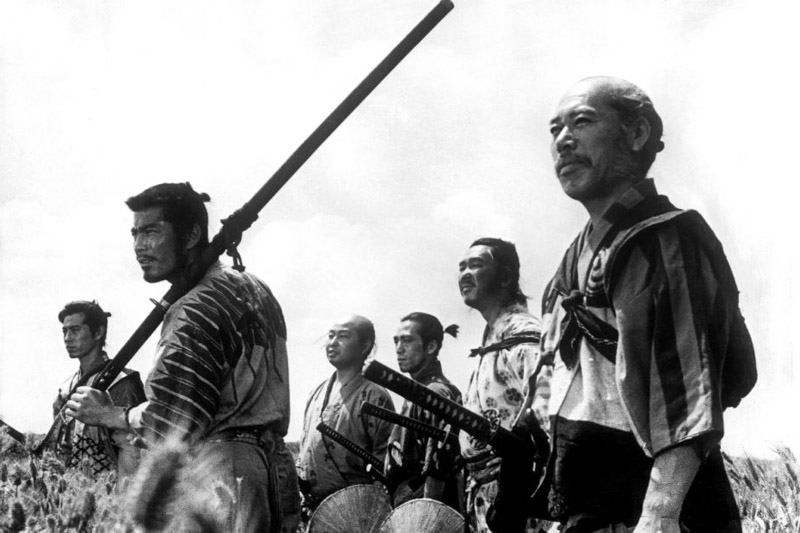 samurai movies