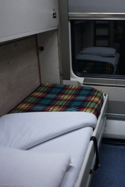 sleeper train dogu express Doğu Ekspresi Ankara to Kars