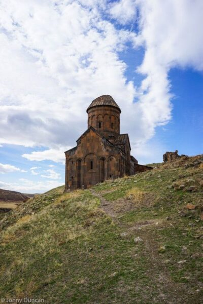 Armenian church ani turkey