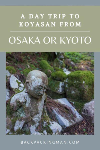 Okunoin Cemetery Mount Koya