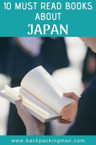 best books about Japan