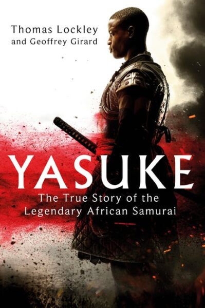 African Samurai books about Japan
