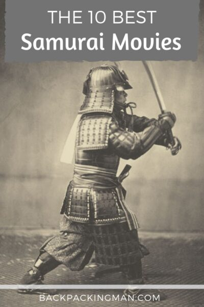 best Japanese samurai movies