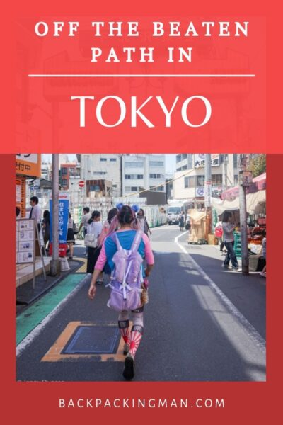 tokyo off the beaten path