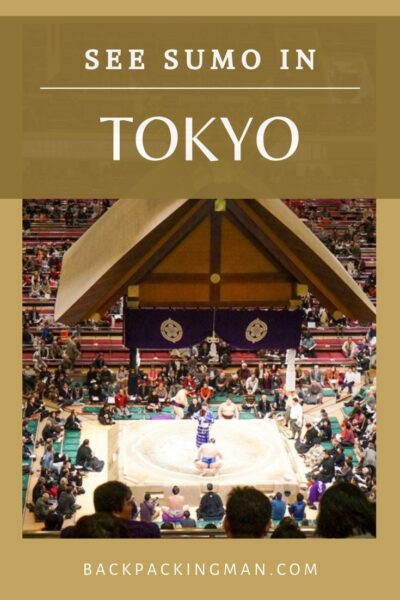 things to do in Tokyo sumo